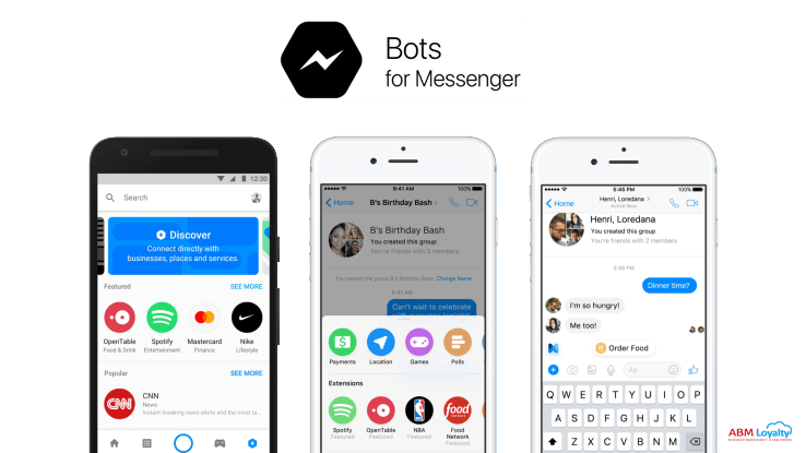 ABM Loyalty - Your Loyalty Program with Facebook Bot Messenger