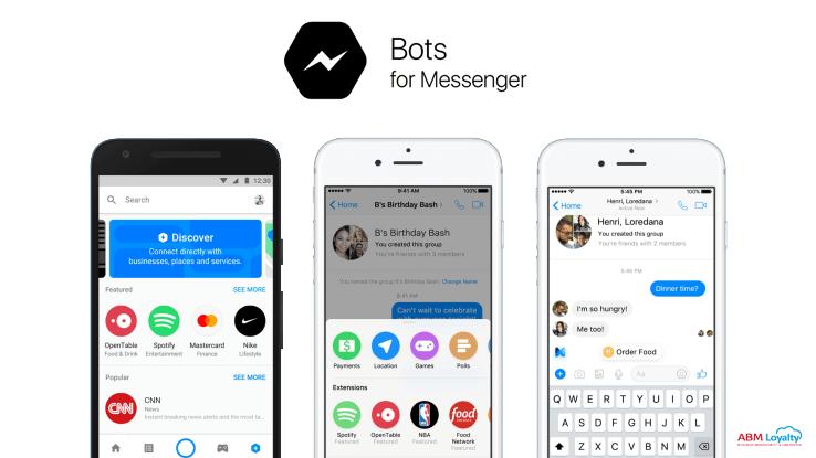 ABM Loyalty – Ваша программа лояльности в Facebook Bot Messenger