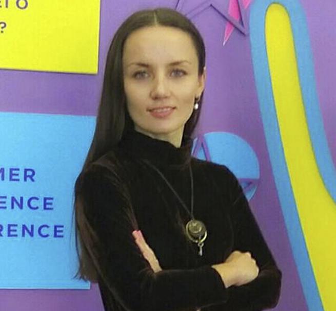 Ирина Чубукова